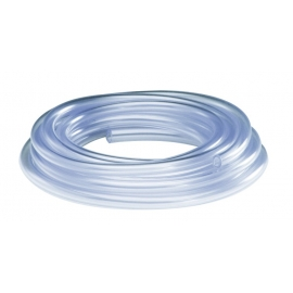 Tube d'evacuation de condensats tranparent 6mm  (Mt)
