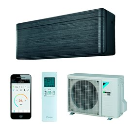 Daikin FTXA25BT + RXA25A Série Stylish Blackwood